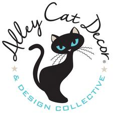 Alley Cat Decor & Design Collective logo