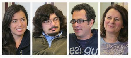 Jewish Studies Graduate Fellows Spring Research Symposi...