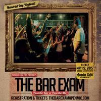 The Bar Exam: Atlanta's Definitive Open-Mic...