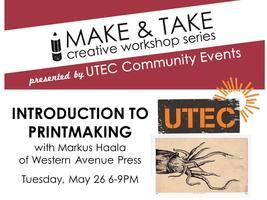 Make & Take Creative Workshop at UTEC - Introduction...
