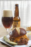 Eco-Friendly Food and Beer Tasting