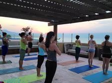 FLUX: Four Luxurious Days of Yoga & SUP logo