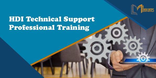 HDI Technical Support Professional 2 Days Training in Hamburg