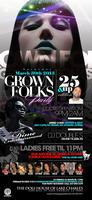 Grown Folks Party (25 & up edition)