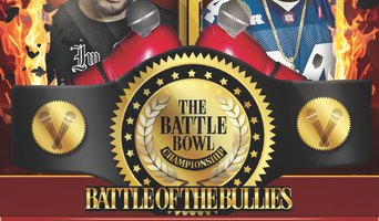 The Battle Bowl | Celebrity Rap Battle | Club Play