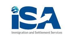 ISA Global, India's leading Immigration Services Company logo