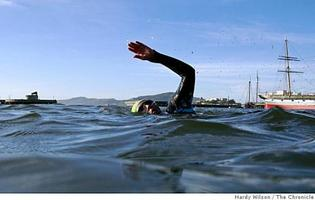 Open Water Clinic at Aquatic Park