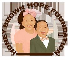 Honey Brown Hope Foundation  logo