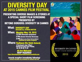 Diversity Day at the Cannes Film Festival (Film...