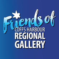 Friends of Coffs Harbour Regional Gallery logo
