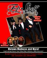 Top Shelf Supper Club Series! (Dinner, Show, Dancing)