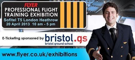 Professional Flight Training Exhibition - London