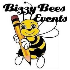 Bizzy Bees Events logo
