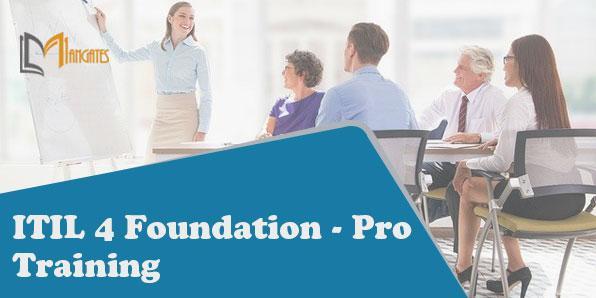 ITIL 4 Foundation - Pro 2 Days Training in Stuttgart