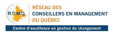 CE-GDC Montréal : La gestion du changement dans un...