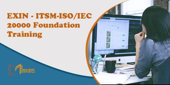 EXIN – ITSM-ISO/IEC 20000 Foundation 2 Days Training in Stuttgart