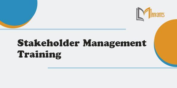 Stakeholder Management 1 Day Training in Windsor