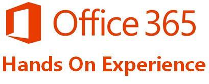 Office 365 Hands On Experience - Indianapolis