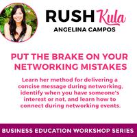 RUSH-kula Networking Made Easy