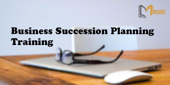 Business Succession Planning 1 Day Training in Toronto