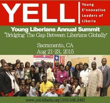 Young E'nnovative Leaders of Liberia (YELL)  logo