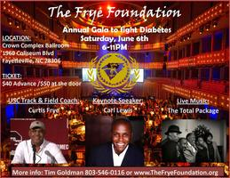 The Frye Foundation; GALA to fight Diabetes