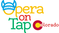 Opera on Tap Colorado logo