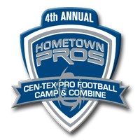4th Annual Cen-Tex Pro Football Camp & Combine