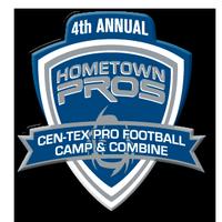 4th Annual Cen-Tex Pro Football Camp & Combine