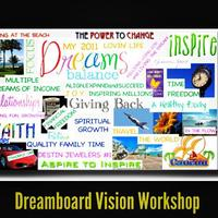 Dream Board Vision Workshop: Design the life of your...