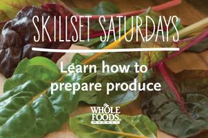 'Learn How to Prep Produce' Richmond