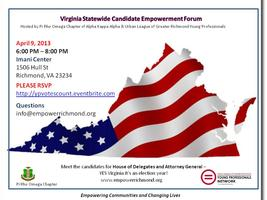 VA Statewide Candidate Empowerment Forum