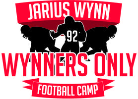 "Jarius Wynn's Youth Football Camp ""Wynners Only"""