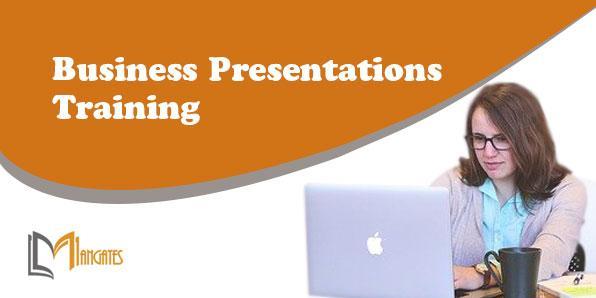 Business Presentations 1 Day Training in Edmonton