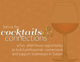 Cocktails and Connections: After 5 speed-networking...