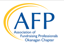 AFP Okanagan Chapter logo