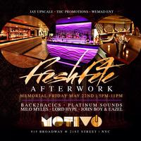 Fresh Fete After-Work Party | Memorial Friday w/...