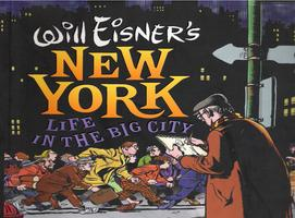 Will Eisner's New York Opening Reception