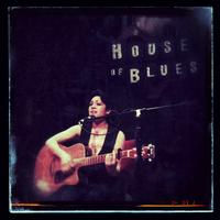 Lonna Marie at the House of Blues - Voodoo Lounge