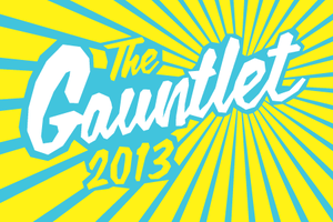 The Gauntlet 2013 Support