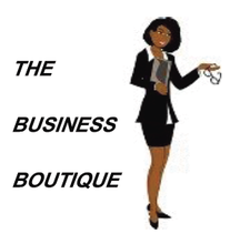 The Business Boutique logo