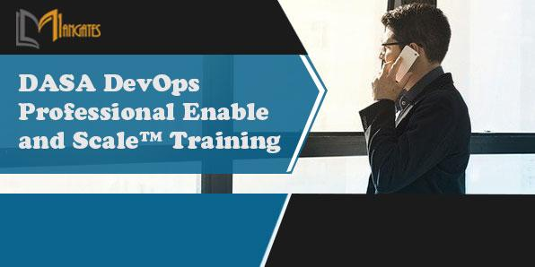 DASA DevOps Professional Enable and Scale™ 2 Days Training in Hamburg
