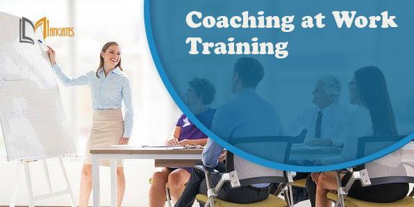 Coaching at Work 1 Day Training in Regina
