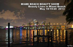 Miami Beach Beauty Show Educational Workshops with Dipl...