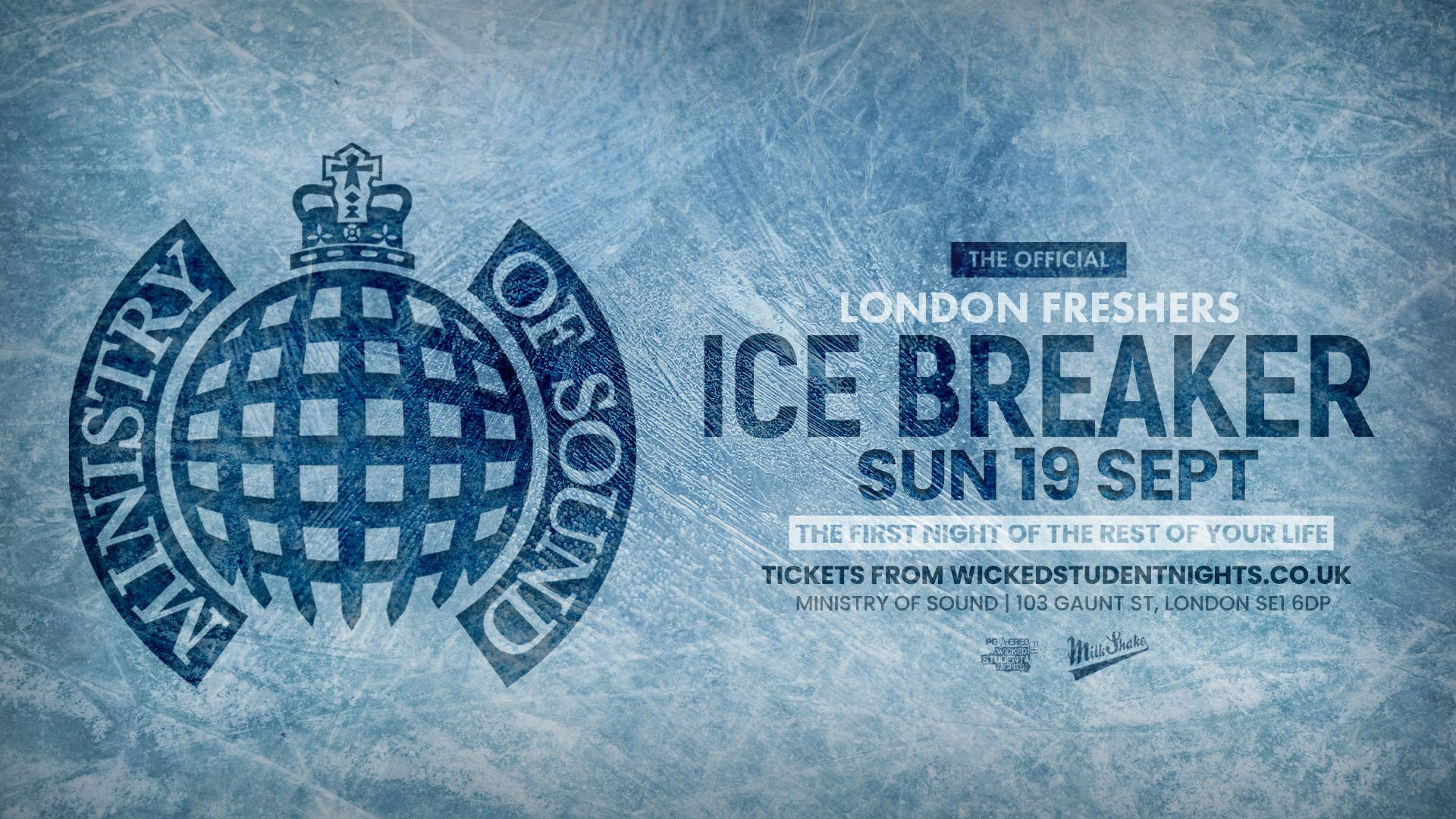 The Official London Freshers Ice breaker 2021