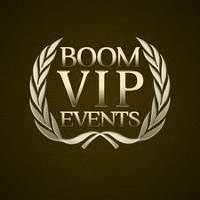 Boom Vip Events  logo
