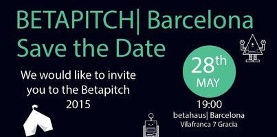 BETAPITCH | BARCELONA 2015