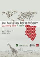 What makes a city a 'hub' for social innovation?...