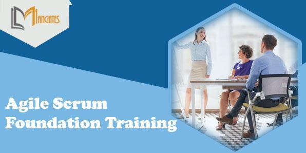 AgileScrum Foundation 2 Days Training in Dusseldorf