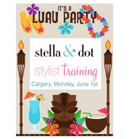 Calgary Stella & Dot All Stylist June Meet-up